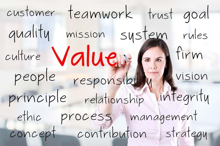 CULTURE AND SHARED VALUES FOR YOUR ORGANIZATION